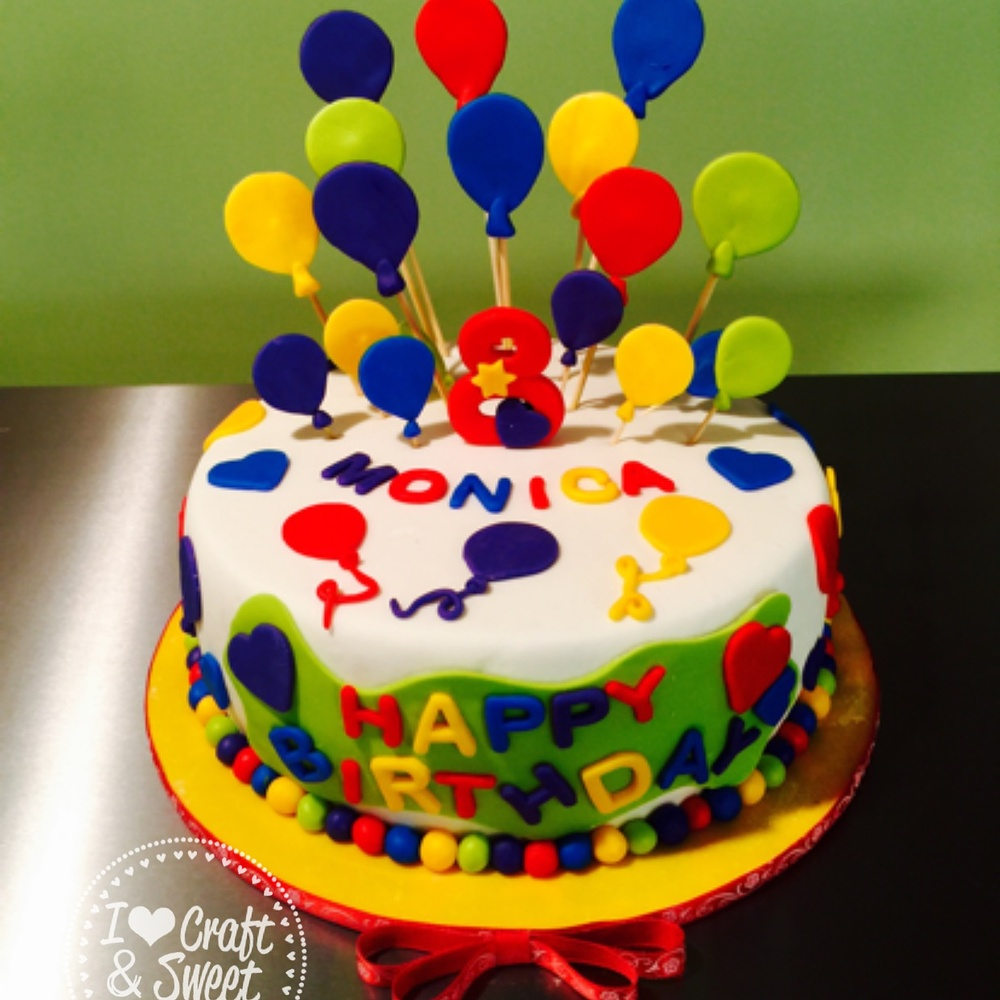 Kids Birthday Cakes Calgary Okotoks Airdrie I Love Craft Sweet