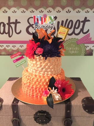 Custom Birthday Cakes Calgary