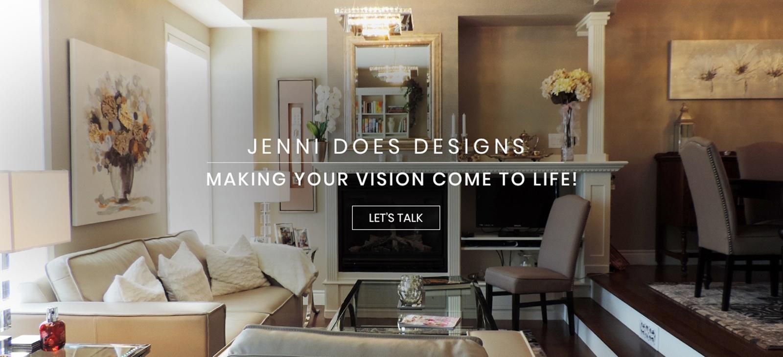 Jenni Does Designs Interior Decorating Company Kitchener Cambridge