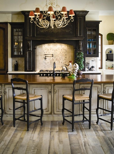 Modern Kitchen Backsplash by Old Castle Home Design Center