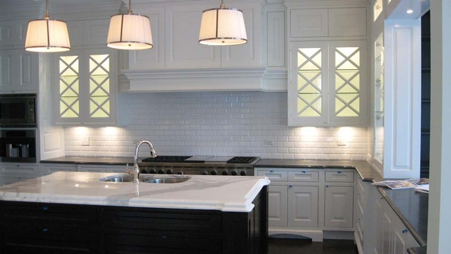 Under Cabinets Kitchen Hood Johns Creek by Old Castle Home Design Center