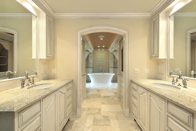 Bathroom Ceramic Tiles by Old Castle Home Design Center
