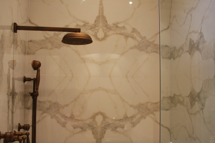 Best Shower Tiles in Atlanta by Old Castle Home Design Center in Atlanta