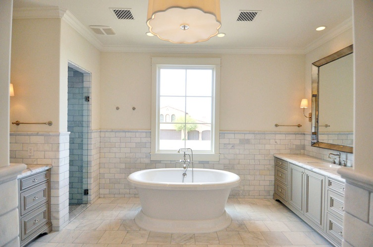 Natural Stone Tiles by Old Castle Home Design Center in Atlanta