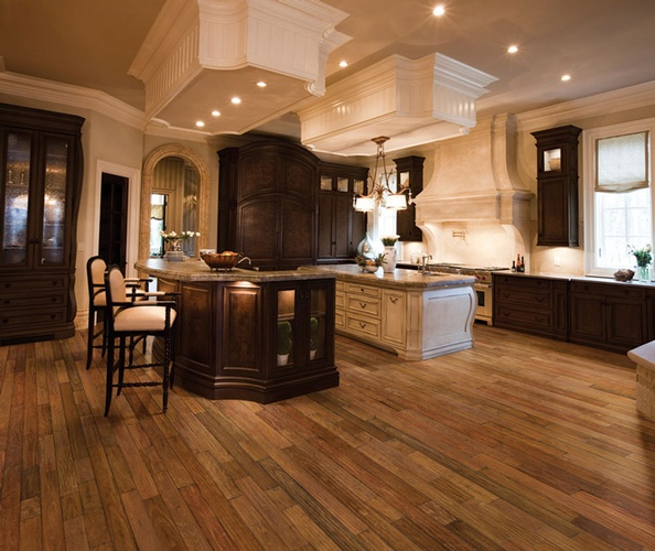 Atlanta Wood Flooring by Old Castle Home Design Center