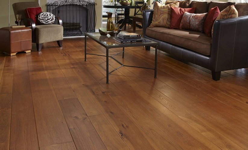 Hardwood Flooring in Atlanta by Old Castle Home Design Center