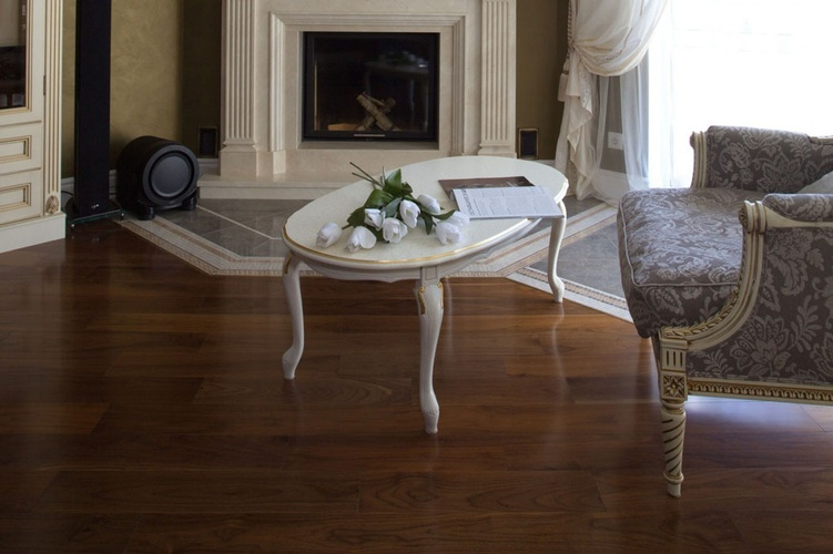 Atlanta Hardwood Flooring by Old Castle Home Design Center