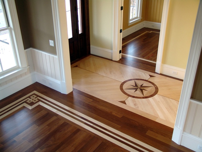 Hardwood Flooring by Home Renovation Company in Atlanta - Old Castle Home Design Center