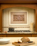 Beautiful Kitchen Backsplash Design by Old CAstle Home Design Center in Atlanta