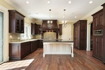 Custom Wood Kitchen Hoods in Atlanta GA by Old Castle Home Design Center