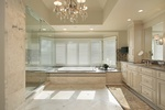 Best Bathroom Flooring in Atlanta by Old Castle Home Design Center