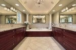 Textured Bathroom Tiles by Old Castle Home Design Center