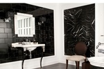 Black Bathroom Tiles by Old Castle Home Design Center