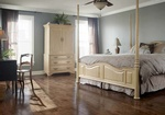 Bedroom Hardwood Flooring by Old Castle Home Design Center