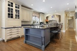 Fabulous Hardwood Flooring for Kitchen by Old Castle Home Design Center in Atlanta