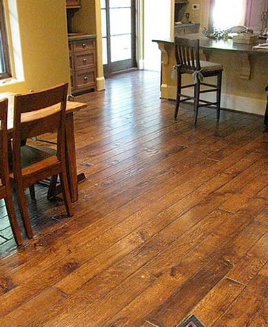 Hardwood Floor Installation in Dearborn Heights, MI