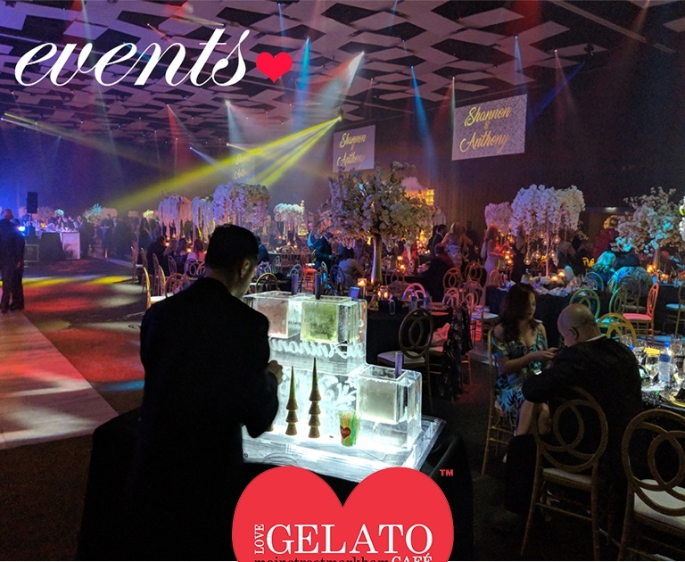 love gelato events