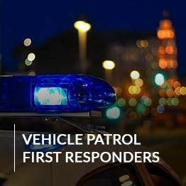 Vehicle Patrol - First Responders