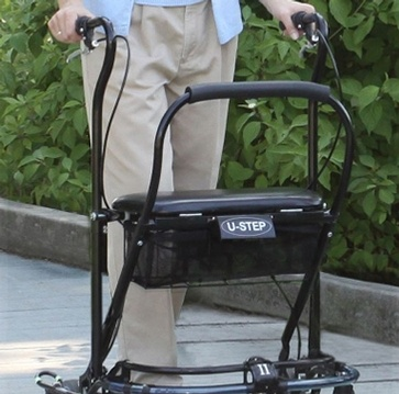 ADL advances for daily living U Step Walker