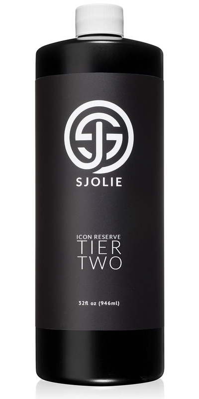 Sjolie Icon Reserve: Tier 2 is for medium to dark skin tones