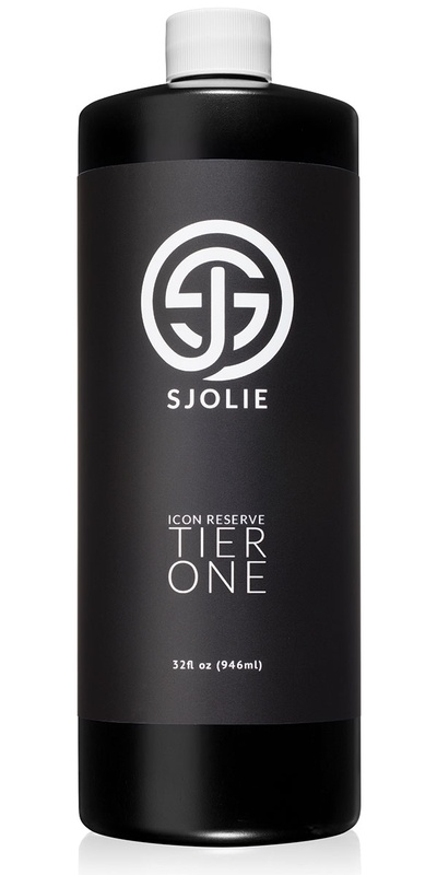 Sjolie Icon Reserve: Tier 1 is for light to medium skin tones
