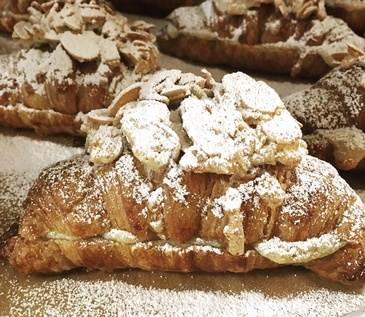 Double-Baked Almond Croissant