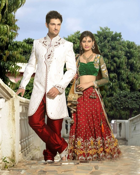 Refined Trendy White Color Indo Western Sherwani