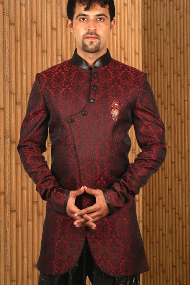 Fascinating Indo Western Sherwani BL1031