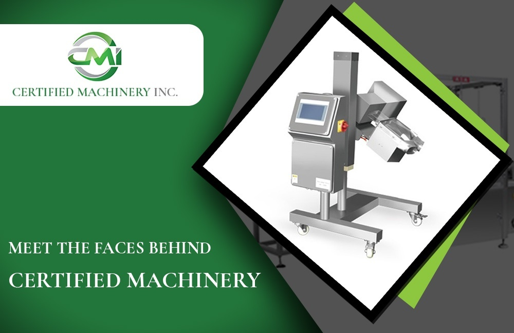 Meet The Faces Behind Certified Machinery