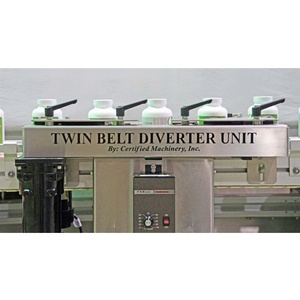 Twin Belt Diverter Unit