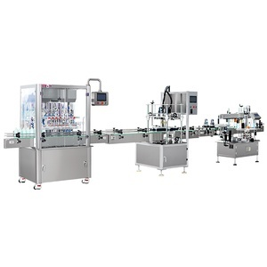 Automatic Liquid Filler - Liquid Filling Lines Pennsylvania at Certified Machinery