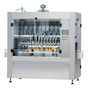 Controlled Piston Filler - Liquid Filling Lines Massachusetts at Certified Machinery