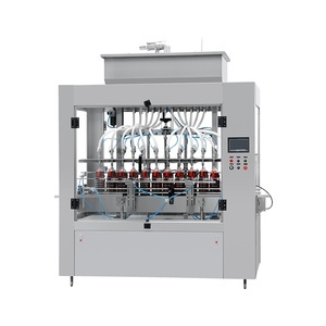 Piston Filler - Liquid Filling Lines North Carolina at Certified Machinery