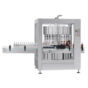 Rotary Gravity Filler - Liquid Filling Lines Florida at Certified Machinery