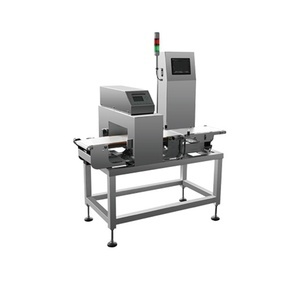 Metal Detector and Checkweigher Combo Unit by Certified Machinery - Used Packaging Machinery Manufacturer in Lawrenceville