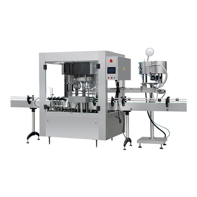 CMI-ZHFX 1936B  Fully Automatic Rotary Capping Machine