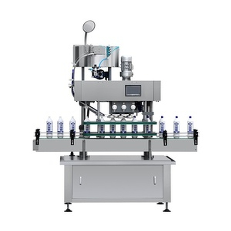 CMI- ZHFX-1936A Automatic Inline Capping Machine - Packaging Machinery Equipment Dealer Florida at Certified Machinery