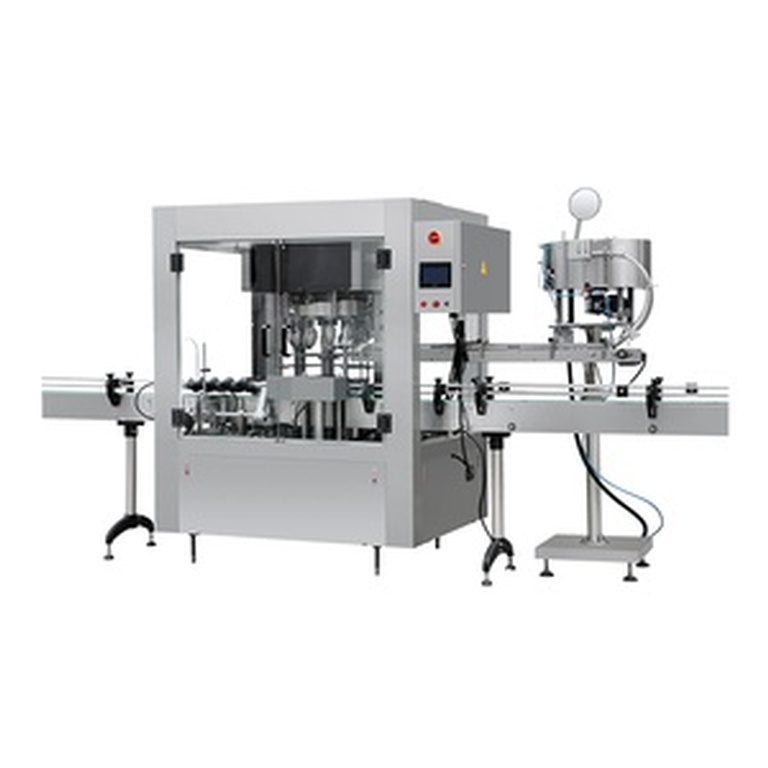 CMI-ZHFX 1936B Fully Automatic Rotary Capping Machine - Packaging Machinery Equipment Dealer Georgia at Certified Machinery