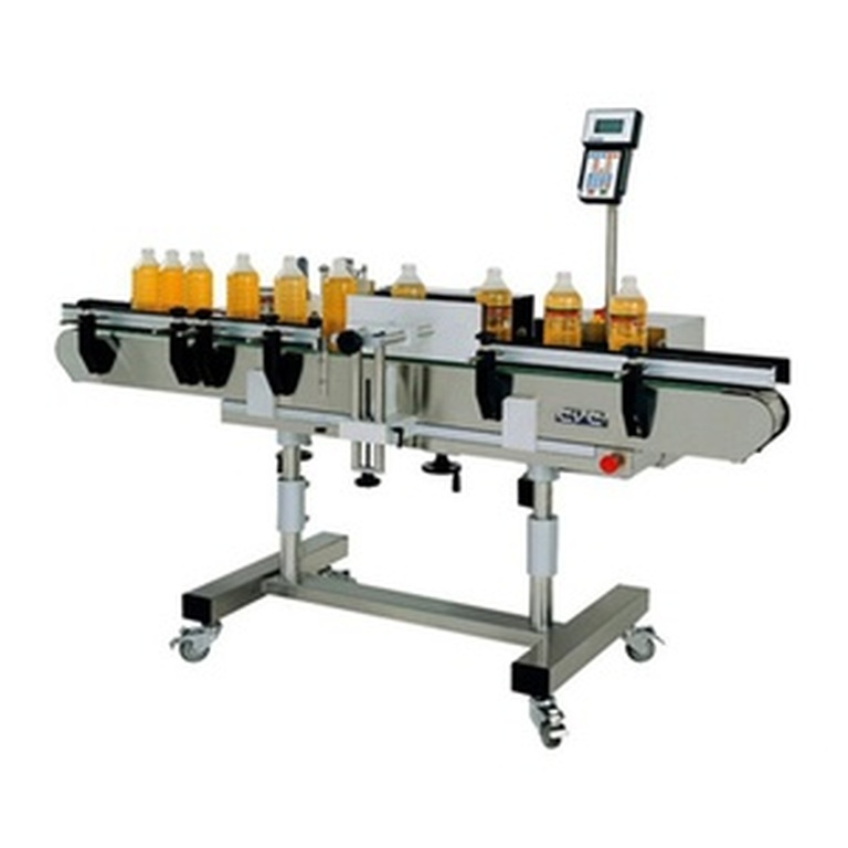 CVC300 Wrap Labeler - Labeling Machine by New Packaging Equipment Manufacturer Pennsylvania at Certified Machinery