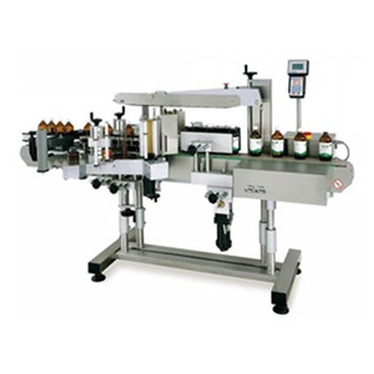 CVC430 Front and Back Labeler With Wrap Station - Labeling Machine at Certified Machinery