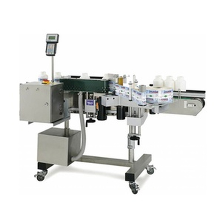 CVC310 Gallon Wrap Labeler - Labeling Machine at Certified Machinery - New and Used Packaging Equipment Mexico