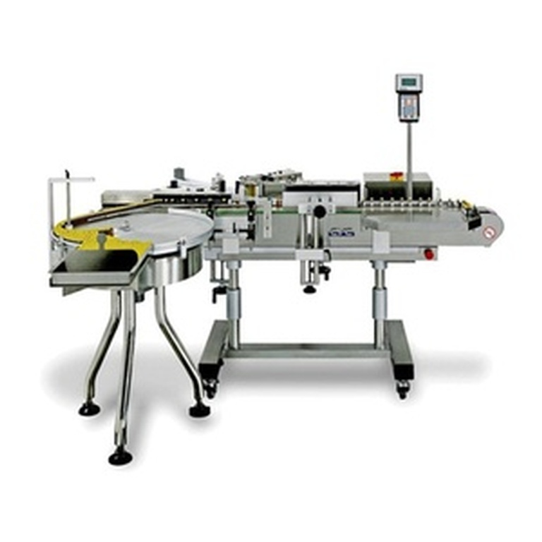 CVC330 Vial and Ampoule Wrap Labeler - Labeling Machine at Certified Machinery
