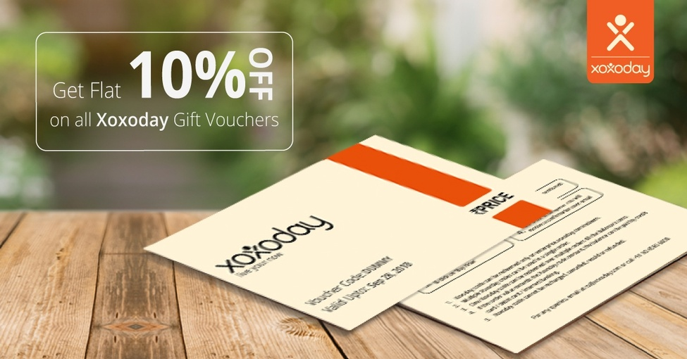 xoxoday gift card