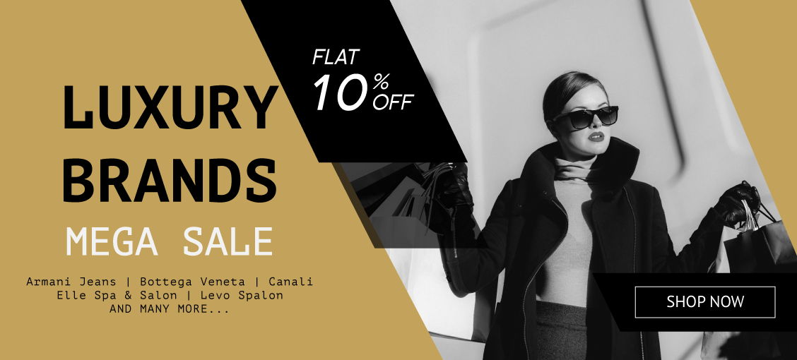 Luxury Brands Sale