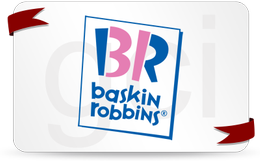 Baskin Robbins Gift Voucher copy