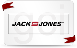 Jack & Jones Instant Gift Voucher copy