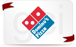 Domino's Pizza Gift Voucher copy