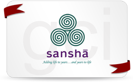 Sansha Spa Gift Voucher