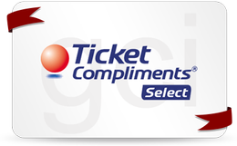 Ticket Compliments Select Gift Voucher