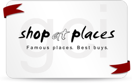 Shopatplaces.com Gift Voucher